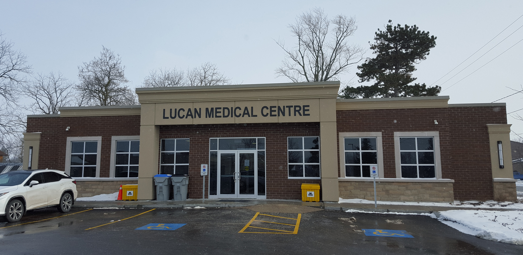 Lucan Medical Building
